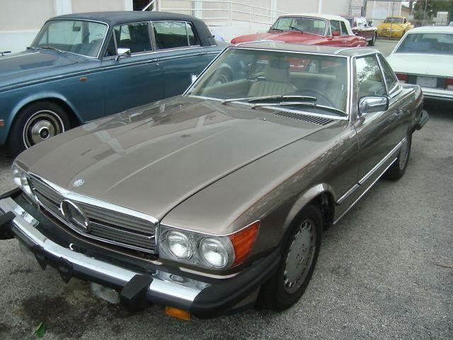 1989 Mercedes-Benz 560 | 653149