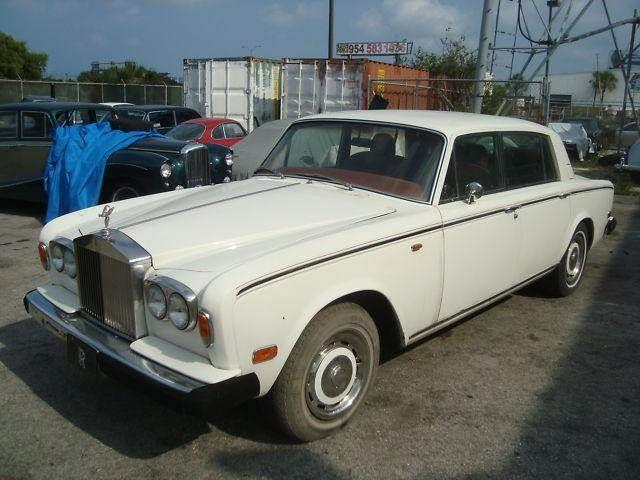 1976 Rolls-Royce Silver Shadow | 653150