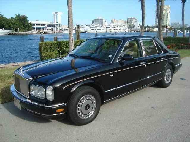2000 Rolls-Royce Silver Seraph | 653151