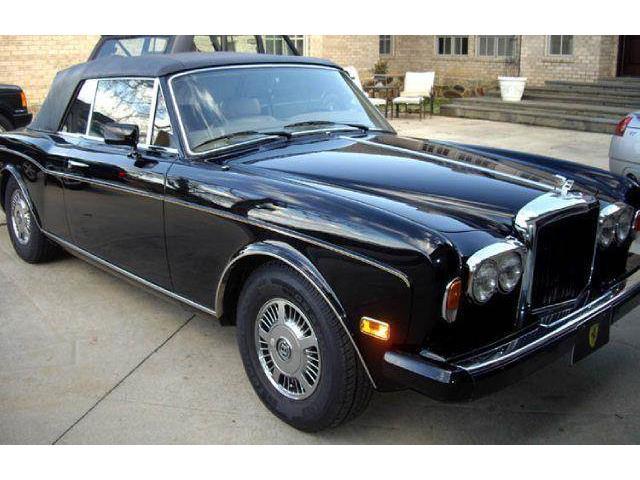 1985 Rolls-Royce Corniche | 653153