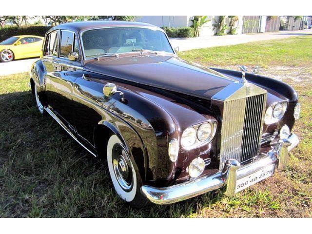 1965 Rolls-Royce Silver Cloud III | 653154