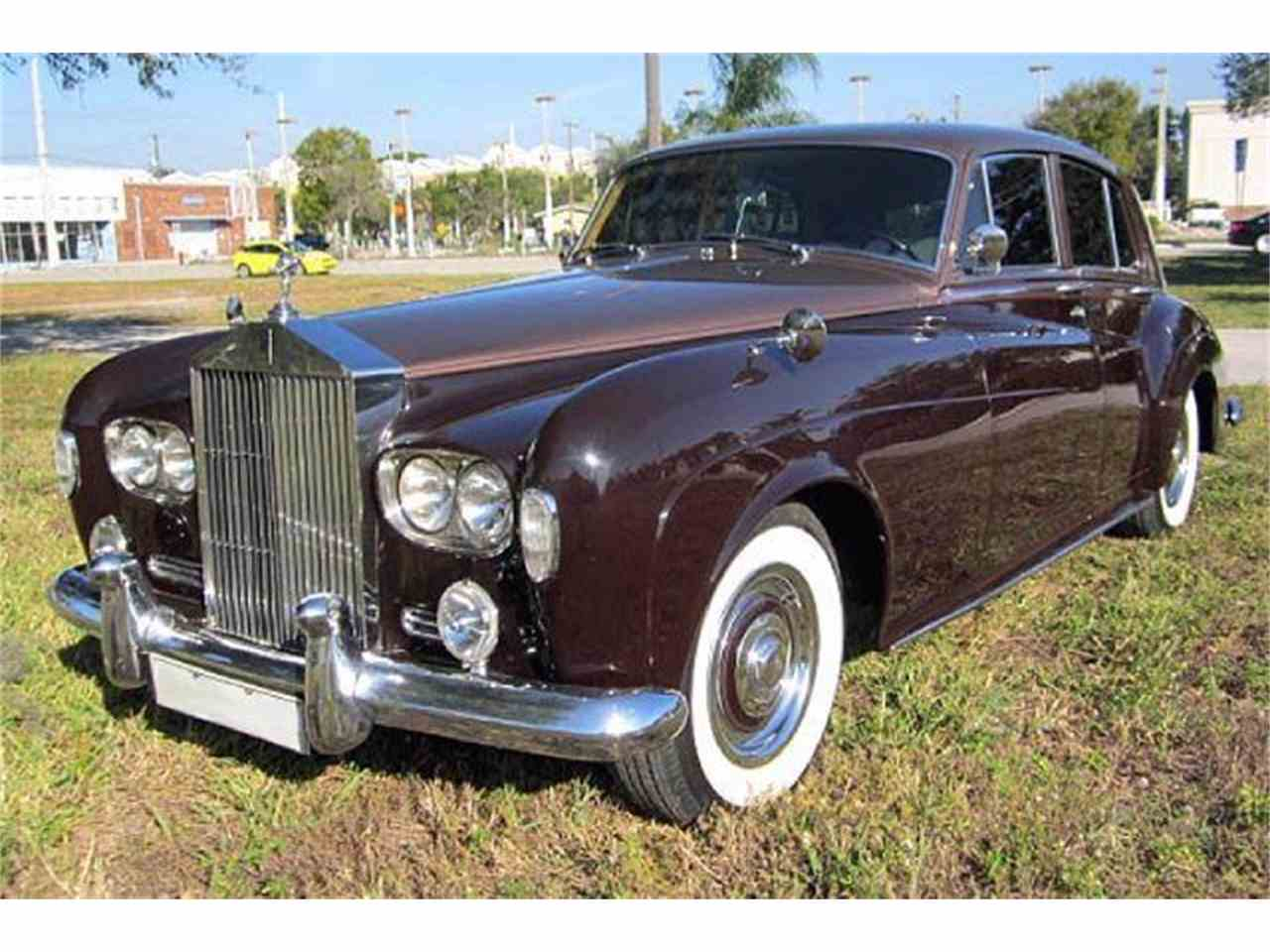 Large Picture of '65 Silver Cloud III - DZZ6
