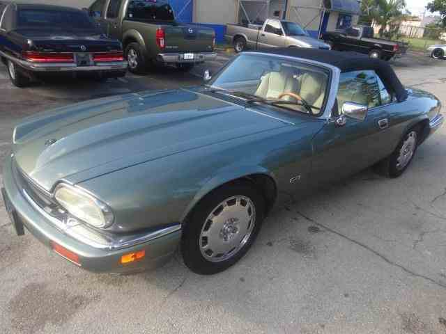 Picture of 1996 Jaguar XJS located in Fort Lauderdale Florida Offered by Prestigious Euro Cars - DZZ7
