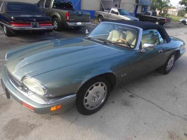 1996 Jaguar XJS | 653155