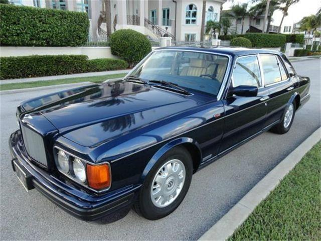 1996 Bentley Brooklands | 653156