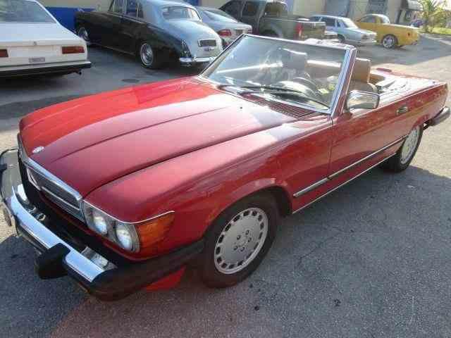 1989 Mercedes-Benz 560 | 653158
