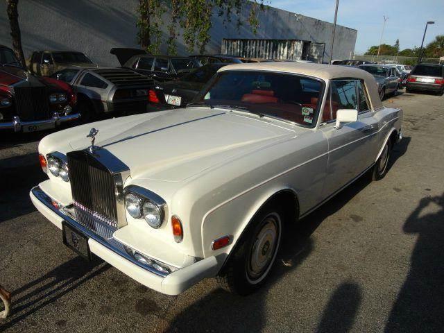 1986 Rolls-Royce Corniche | 653159