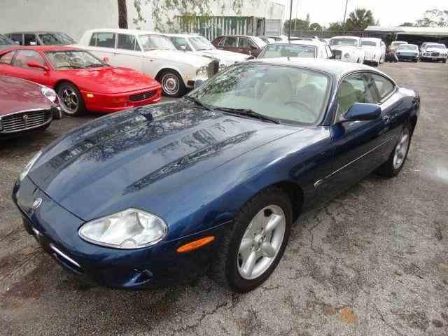 1997 Jaguar XK | 653160