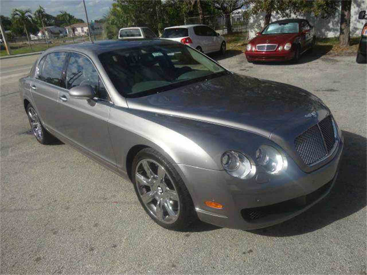 2008 Bentley Continental for Sale - CC-653161