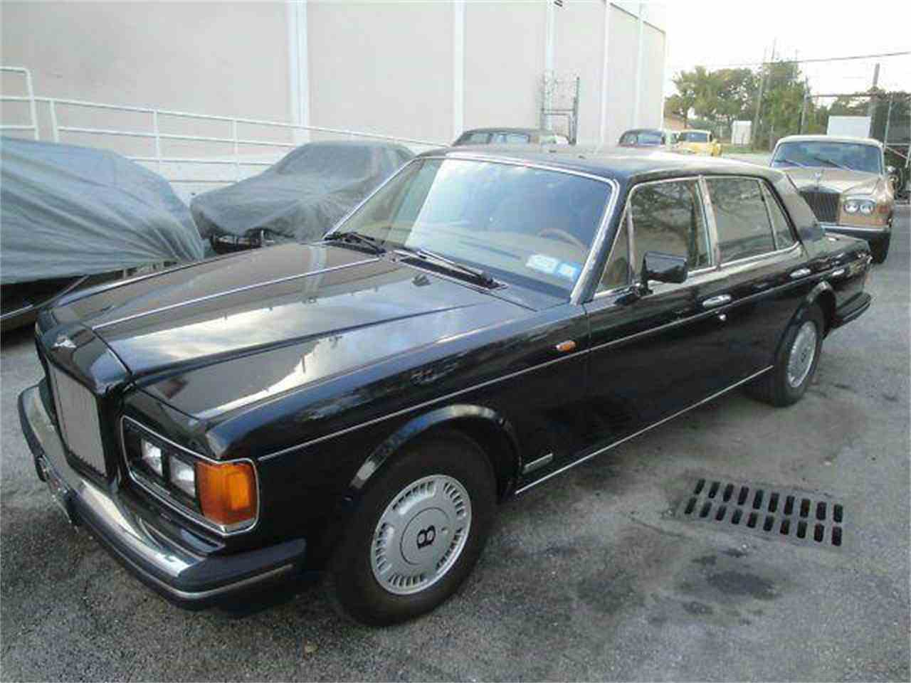 Large Picture of 1987 Bentley Brooklands located in Florida Offered by Prestigious Euro Cars - DZZE