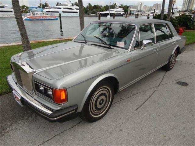 1988 Rolls-Royce Silver Spur | 653163