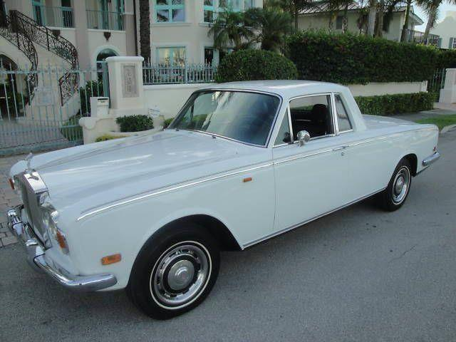 1972 Rolls-Royce Silver Shadow | 653167