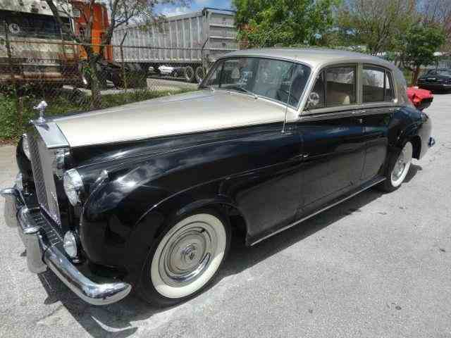 1960 Rolls-Royce Silver Cloud II | 653171