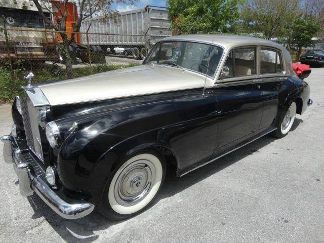 1960 Rolls-Royce Silver Cloud II | 653171