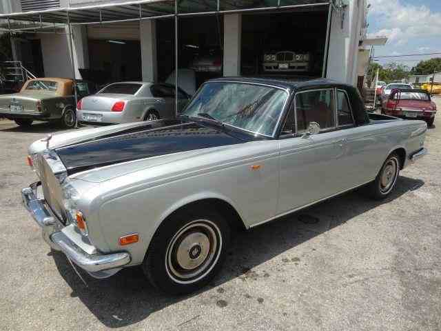 Picture of 1973 Rolls-Royce Corniche located in Fort Lauderdale Florida Offered by Prestigious Euro Cars - DZZO