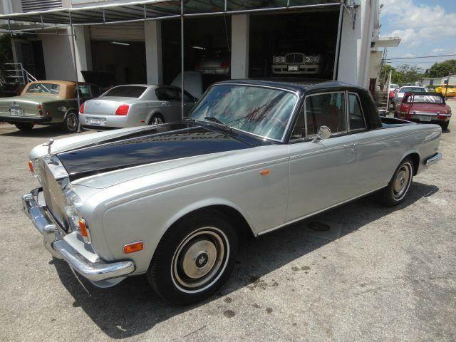 1973 Rolls-Royce Corniche | 653172