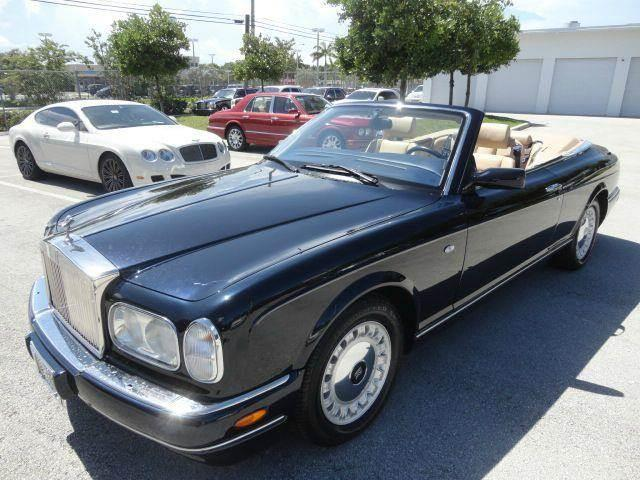 2000 Rolls-Royce Corniche | 653174