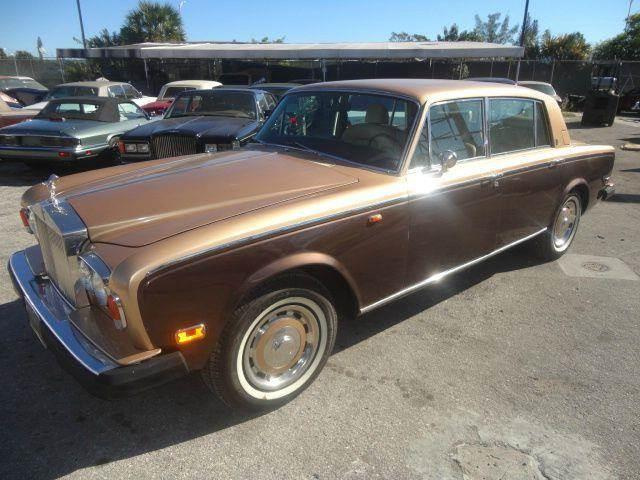 1976 Rolls-Royce Silver Shadow | 653175