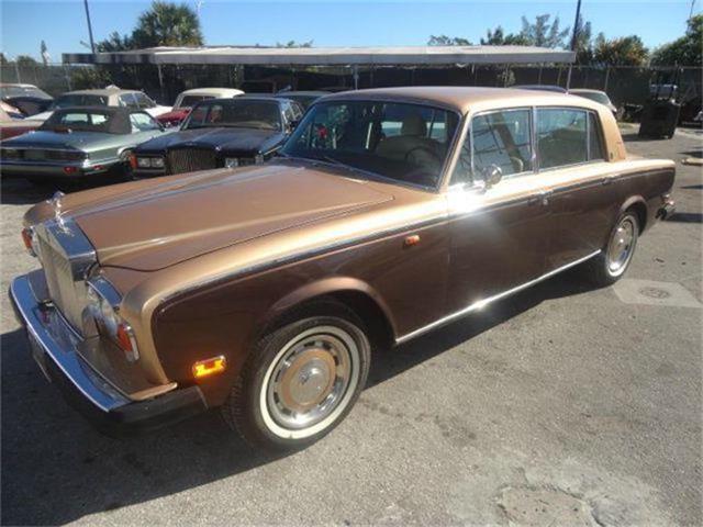 1976 Rolls-Royce Silver Shadow | 653175