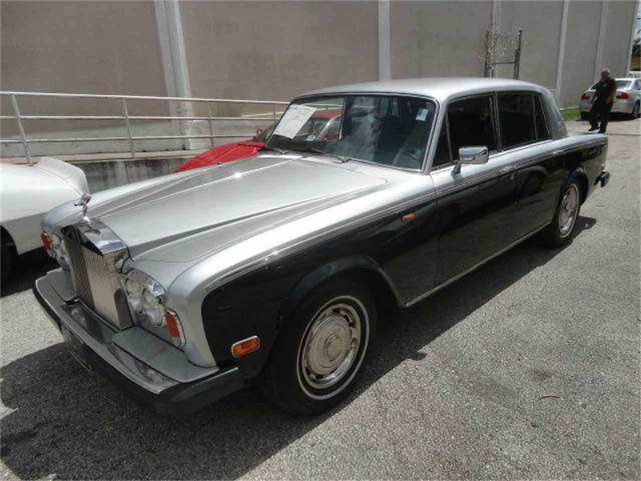 1980 rolls royce silver shadow for sale. Black Bedroom Furniture Sets. Home Design Ideas