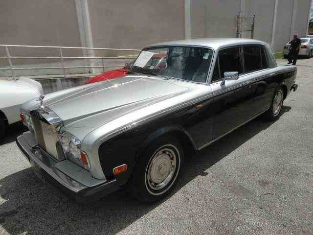 1980 Rolls-Royce Silver Shadow | 653176