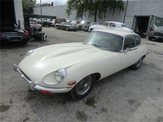 1970 Jaguar E-Type | 653177