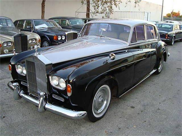 1963 Rolls-Royce Silver Cloud III | 653179