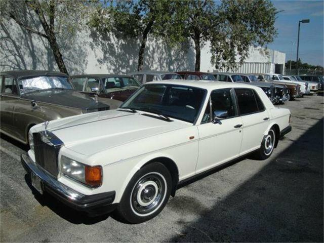 1987 Rolls-Royce Silver Spirit | 653180