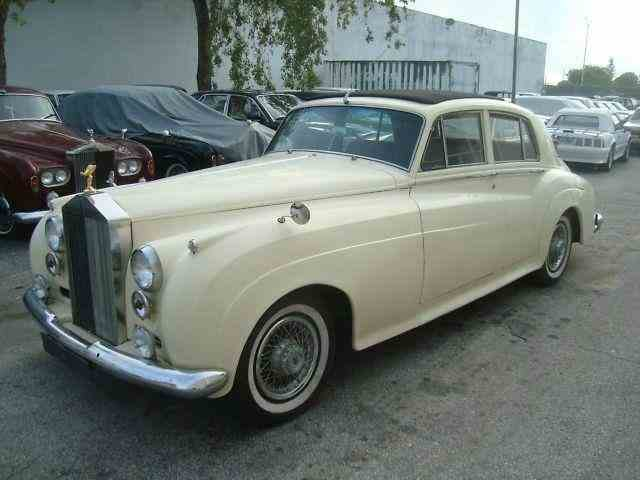 1961 Rolls-Royce Silver Cloud | 653181