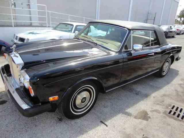 1983 Rolls-Royce Corniche | 653185