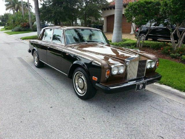 1978 Rolls-Royce Silver Shadow | 653186