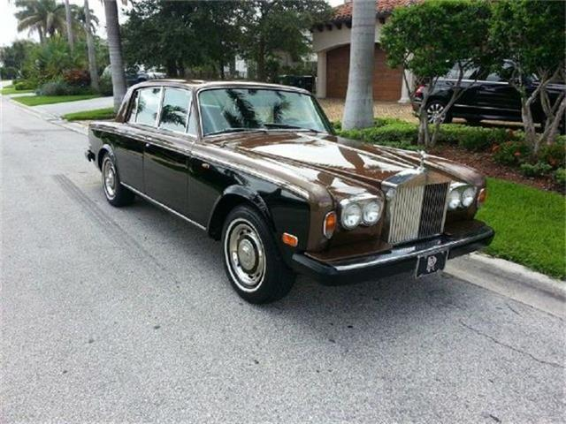 1978 Rolls-Royce Silver Shadow | 653186