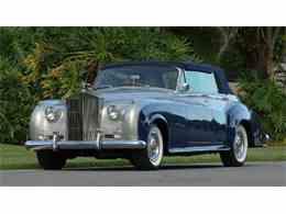 1962 Rolls-Royce Silver Cloud for Sale - CC-653188