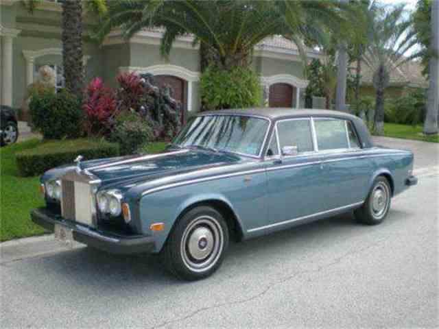 1980 Rolls-Royce Silver Wraith | 653189