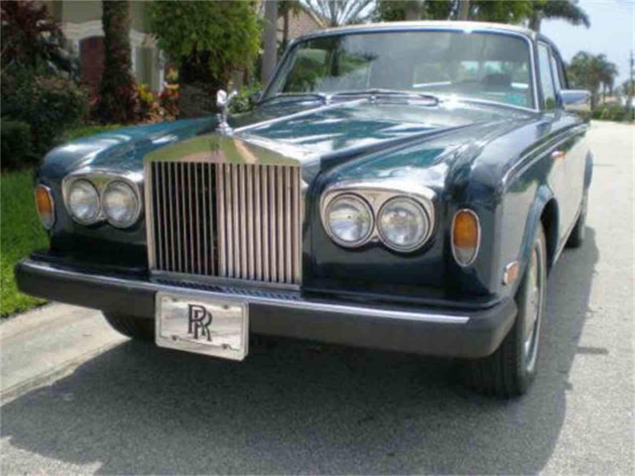 1980 rolls royce silver wraith for sale cc 653189. Black Bedroom Furniture Sets. Home Design Ideas