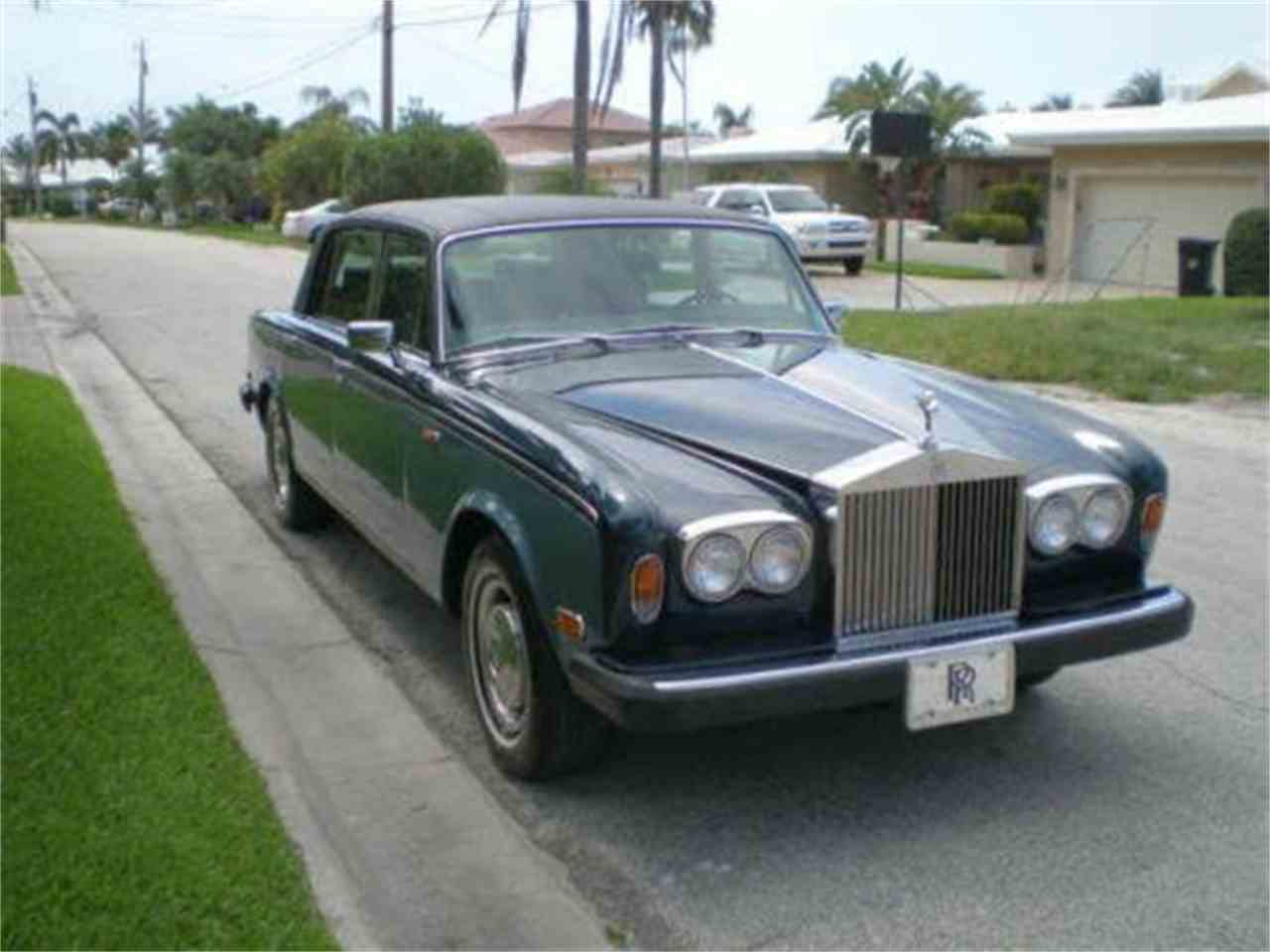1980 rolls royce silver wraith for sale. Black Bedroom Furniture Sets. Home Design Ideas