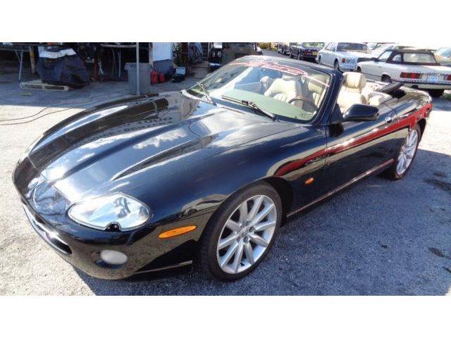 2003 Jaguar XK | 653191