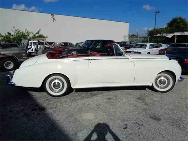 1961 Rolls-Royce Silver Cloud II | 653192