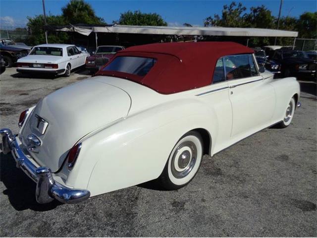 1961 Rolls-Royce Silver Cloud II | 653192