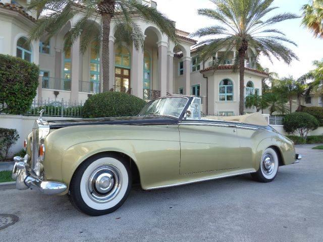 1963 Rolls-Royce Silver Cloud III | 653193