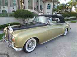 1963 Rolls-Royce Silver Cloud III for Sale - CC-653193