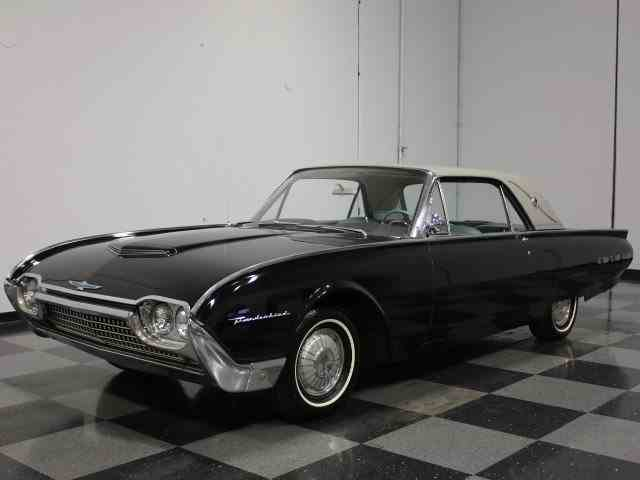 1962 Ford Thunderbird | 653363
