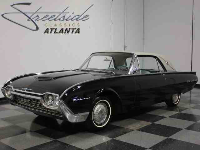 1962 Ford Thunderbird | 653363