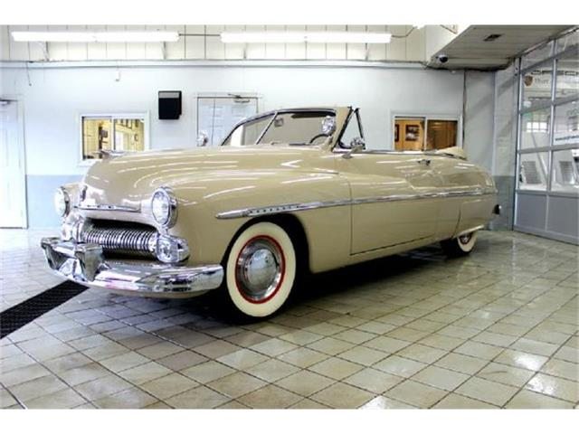 1950 Mercury 8 Convertible | 653437