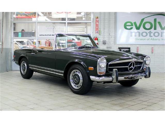 1968 Mercedes-Benz 280 | 653458