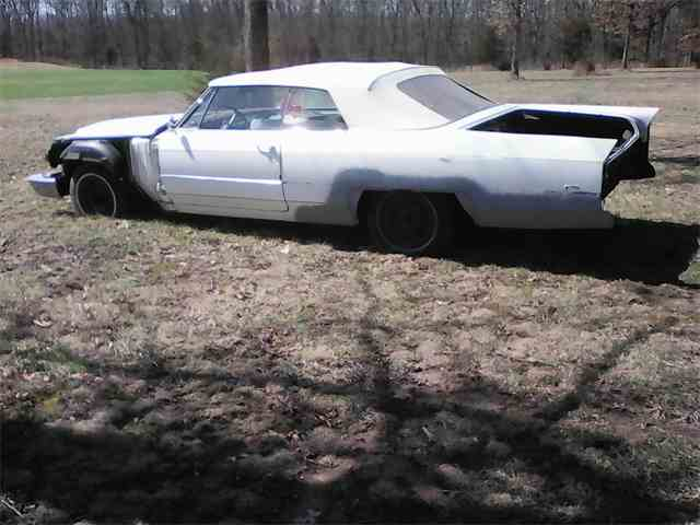 1966 Cadillac DeVille | 653463