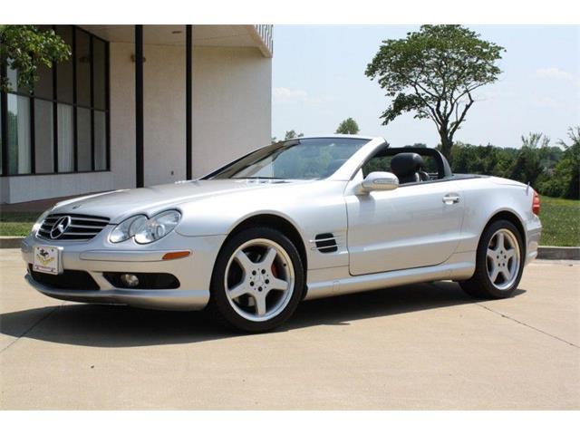 2003 Mercedes-Benz SL-Class | 653487
