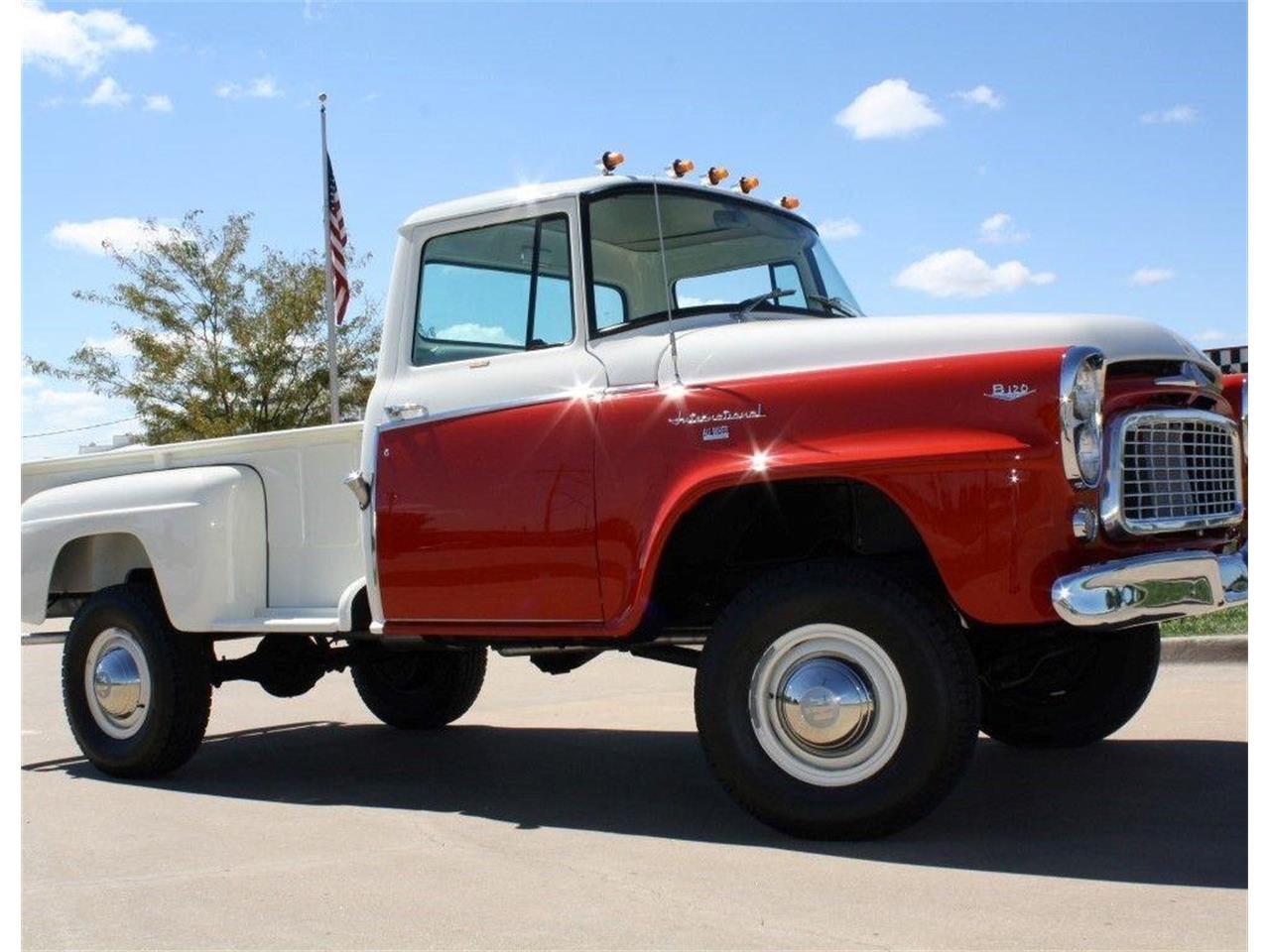1960 international b 120 3 4 ton stepside truck a for sale cc 653488. Black Bedroom Furniture Sets. Home Design Ideas