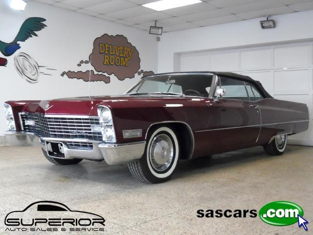 1967 Cadillac Coupe DeVille | 653900