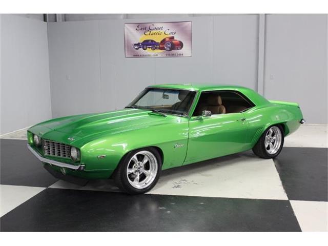 1968 Chevrolet Camaro SS | 653958